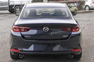 2021 Mazda 3 BP2S7A G20 SKYACTIV-Drive Evolve Blue 6 Speed Sports Automatic Sedan.