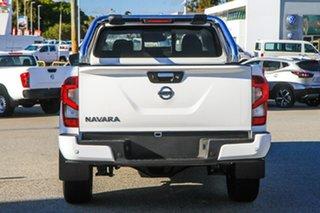 2021 Nissan Navara D23 MY21 ST-X King Cab Polar White 7 Speed Sports Automatic Utility.