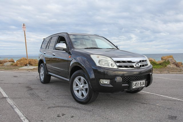 Used Great Wall X240 CC6460KY Lonsdale, 2010 Great Wall X240 CC6460KY Black 5 Speed Manual Wagon