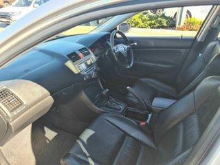 2003 Honda Accord Euro CL Luxury Silver 5 Speed Automatic Sedan