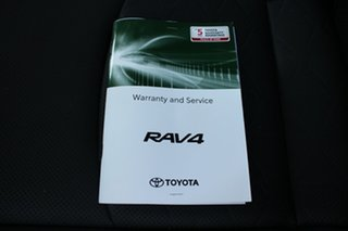 2019 Toyota RAV4 Axaa54R Edge AWD Eclectic Blue 8 Speed Automatic Wagon