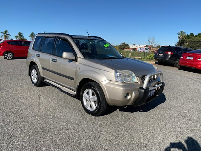 Used Nissan X-Trail T30 MY06 ST-S 40th Anniversary (4x4) Wangara, 2006 Nissan X-Trail T30 MY06 ST-S 40th Anniversary (4x4) Gold 4 Speed Automatic Wagon