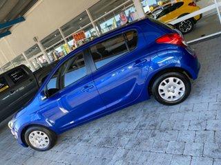 2014 Hyundai i20 Active Blue Automatic Hatchback