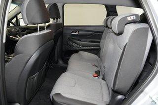 2019 Hyundai Santa Fe TM MY19 Active Typhoon Silver 8 Speed Sports Automatic Wagon