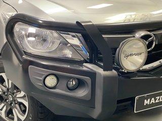 2016 Mazda BT-50 UR0YF1 XTR Silver 6 Speed Sports Automatic Utility.