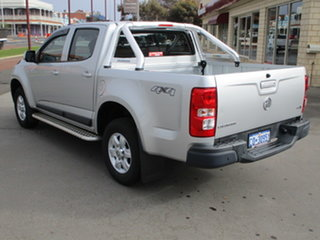 2016 Holden Colorado RG MY16 LS-X (4x4) Silver 6 Speed Automatic Dual Cab.