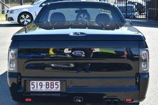 2012 Ford Falcon FG MK2 XR6 Black 6 Speed Manual Utility