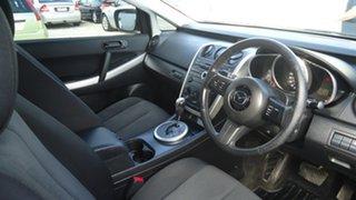 2008 Mazda CX-7 ER1031 MY07 Classic Black 6 Speed Sports Automatic Wagon