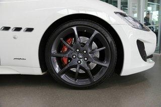 2014 Maserati Granturismo M145 MY14 Sport White 6 Speed Sports Automatic Coupe