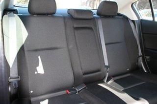 2012 Mazda 3 BL 11 Upgrade Neo Silver 6 Speed Manual Sedan