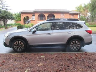 2015 Subaru Outback B6A MY15 2.5i CVT AWD Premium Silver 6 Speed Constant Variable Wagon