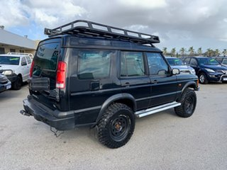 2002 Land Rover Discovery S TD5 (4x4) Black 4 Speed Automatic Wagon