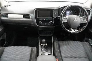 2016 Mitsubishi Outlander ZK MY17 LS 4WD Silver 6 Speed Constant Variable Wagon