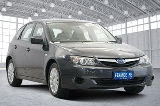 2011 Subaru Impreza G3 MY11 R AWD Special Edition Dark Grey 4 Speed Sports Automatic Hatchback.
