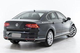 2017 Volkswagen Passat 3C (B8) MY17 206TSI DSG 4MOTION R-Line Grey 6 Speed.