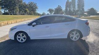 2017 Holden Astra BL MY17 LT White 6 Speed Sports Automatic Sedan