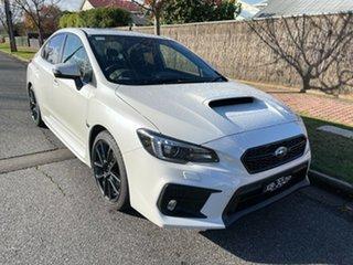 2021 Subaru WRX V1 MY21 Premium Lineartronic AWD Crystal White Pearl 8 Speed Constant Variable Sedan.