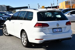 2018 Volkswagen Golf 7.5 MY18 110TSI DSG Comfortline White 7 Speed Sports Automatic Dual Clutch.