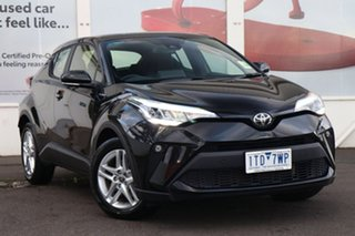 2020 Toyota Yaris Mxpa10R Ascent Sport Crystal Pearl 1 Speed Constant Variable Hatchback.