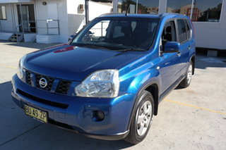 2009 Nissan X-Trail T31 ST Blue 1 Speed Constant Variable Wagon.