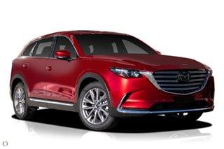 2021 Mazda CX-9 TC GT SKYACTIV-Drive Red 6 Speed Sports Automatic Wagon.