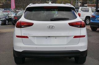 2019 Hyundai Tucson TL3 MY19 Elite 2WD Pure White 6 Speed Automatic Wagon