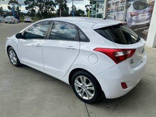 2014 Hyundai i30 GD2 MY14 SE White 6 Speed Manual Hatchback