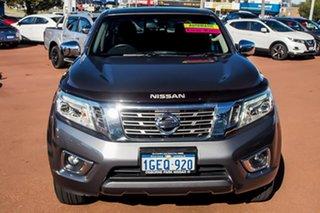 2017 Nissan Navara D23 S2 ST 4x2 Grey 7 Speed Sports Automatic Utility.