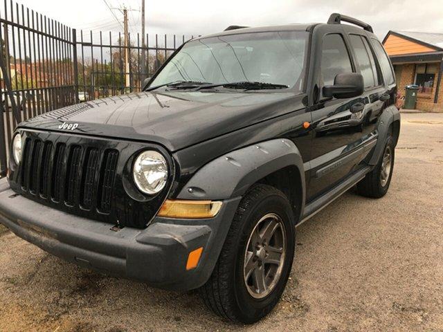 Used Jeep Cherokee KJ MY2004 Limited Blair Athol, 2004 Jeep Cherokee KJ MY2004 Limited 4 Speed Automatic Wagon