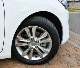 2013 Hyundai i30 GD Elite White 6 Speed Manual Hatchback