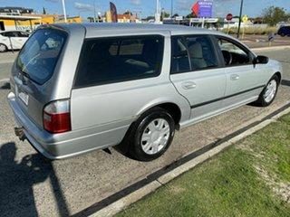 2009 Ford Falcon BF MkIII XT Grey 4 Speed Auto Seq Sportshift Wagon.