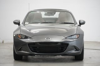 2019 Mazda MX-5 ND GT RF SKYACTIV-Drive Grey 6 Speed Sports Automatic Targa.