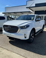 2021 Mazda BT-50 GT White 6 Speed Automatic Dual Cab.