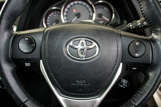 2014 Toyota Corolla ZRE182R Ascent Sport Silver Pearl 7 Speed CVT Auto Sequential Hatchback