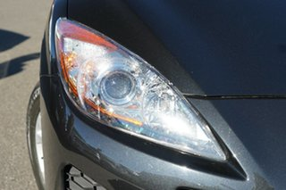 2013 Mazda 3 BL10F2 MY13 Neo Black/Grey 6 Speed Manual Sedan.