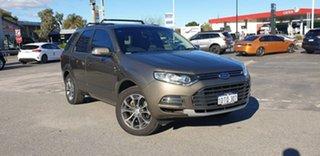 2011 Ford Territory SZ Titanium Seq Sport Shift Havana 6 Speed Sports Automatic Wagon.
