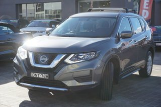 2017 Nissan X-Trail T32 Series II TS X-tronic 4WD Grey 7 Speed Constant Variable Wagon