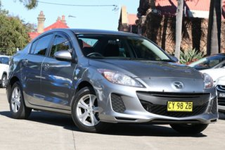 2012 Mazda 3 BL 11 Upgrade Neo Silver 6 Speed Manual Sedan.
