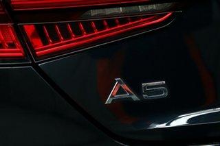 2017 Audi A5 F5 MY18 2.0 TFSI S Tronic Sport Blue 7 Speed Auto Dual Clutch Cabriolet