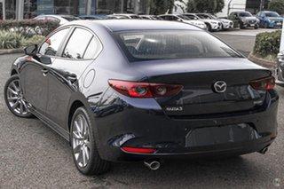 2021 Mazda 3 BP2S7A G20 SKYACTIV-Drive Evolve Blue 6 Speed Sports Automatic Sedan