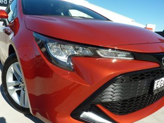 2019 Toyota Corolla Mzea12R Ascent Sport Volcanic Red 10 Speed Constant Variable Hatchback