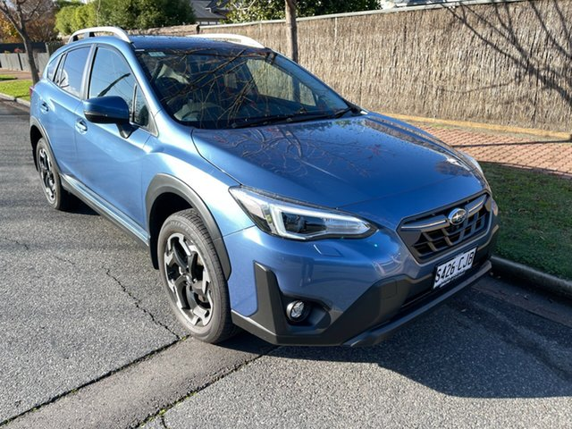 Demo Subaru XV G5X MY21 2.0i-S Lineartronic AWD Glenelg, 2021 Subaru XV G5X MY21 2.0i-S Lineartronic AWD Horizon Blue 7 Speed Constant Variable Wagon