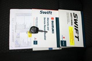 2019 Suzuki Swift AZ GL Navigator Burn Red 1 Speed Constant Variable Hatchback.
