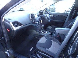2014 Jeep Cherokee KL MY15 Sport Black 9 Speed Automatic Wagon