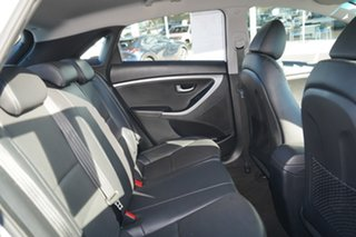 2015 Hyundai i30 GD3 Series II MY16 Active X DCT White 7 Speed Sports Automatic Dual Clutch
