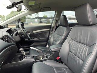 2014 Honda Civic 9th Gen Ser II MY14 VTi-L Grey 5 Speed Sports Automatic Sedan