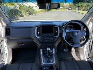 2017 Holden Colorado RG LTZ White 6 Speed Automatic Spacecab