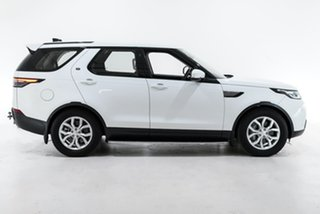 2019 Land Rover Discovery Series 5 L462 MY19 SE White 8 Speed Sports Automatic Wagon.