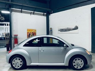 2011 Volkswagen Beetle 9C MY2010 Miami Coupe Silver 6 Speed Sports Automatic Liftback.