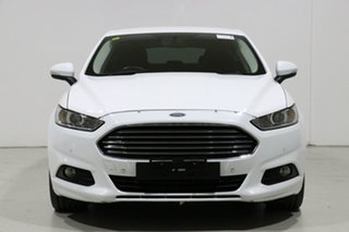 2017 Ford Mondeo MD Ambiente TDCi White 6 Speed Automatic Hatchback.